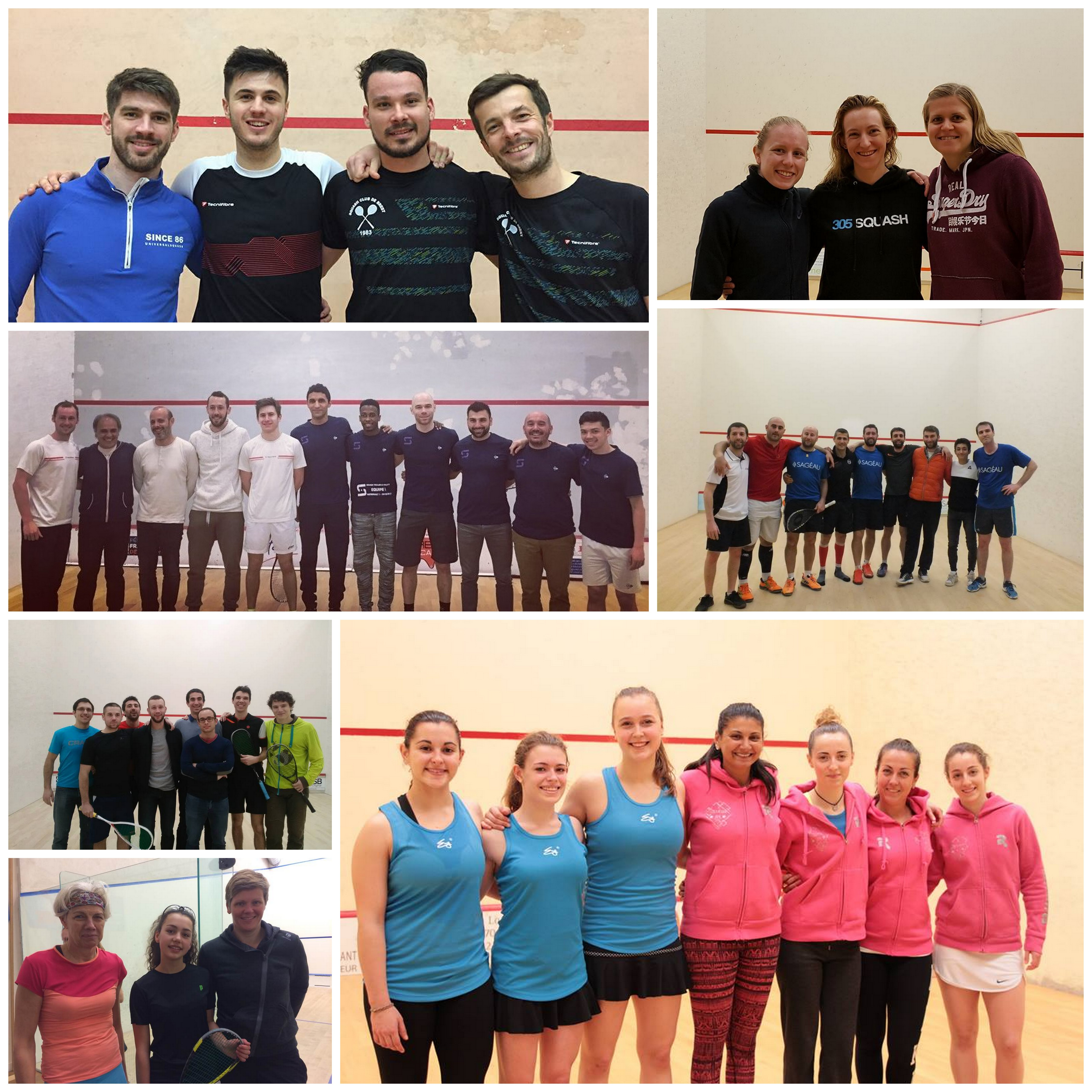 CHAMPIONNAT DE FRANCE INTERCLUBS : QUEL FINAL !