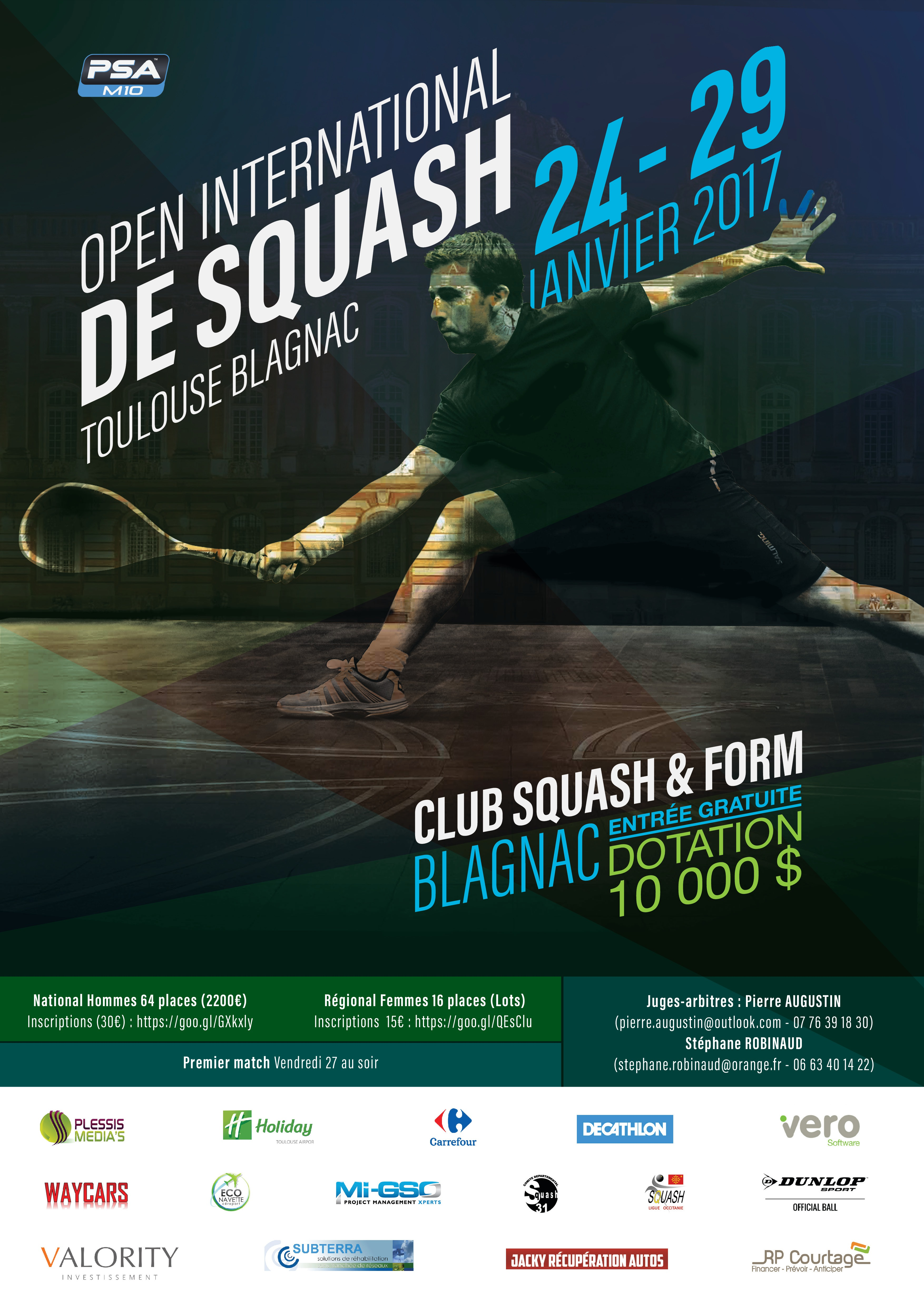 OPEN INTERNATIONAL DE TOULOUSE