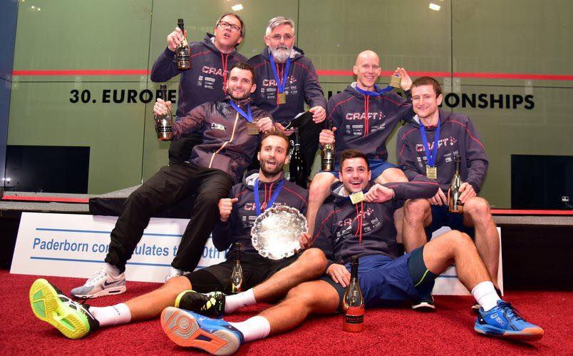 MULHOUSE CHAMPION D'EUROPE !