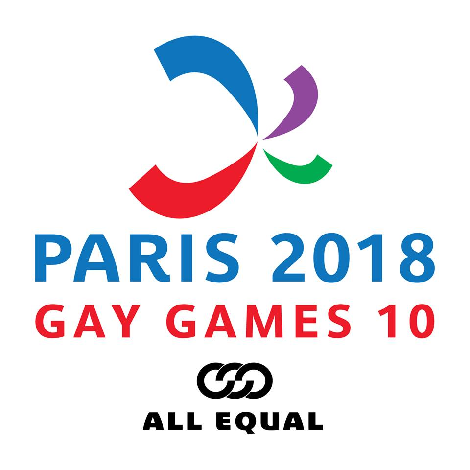 GAY GAMES PARIS 2018 : LE SQUASH FAIT SON COMING OUT