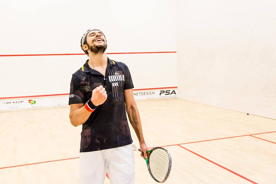 CR Annecy 2018 Mohamed El Sherbini Photo 0