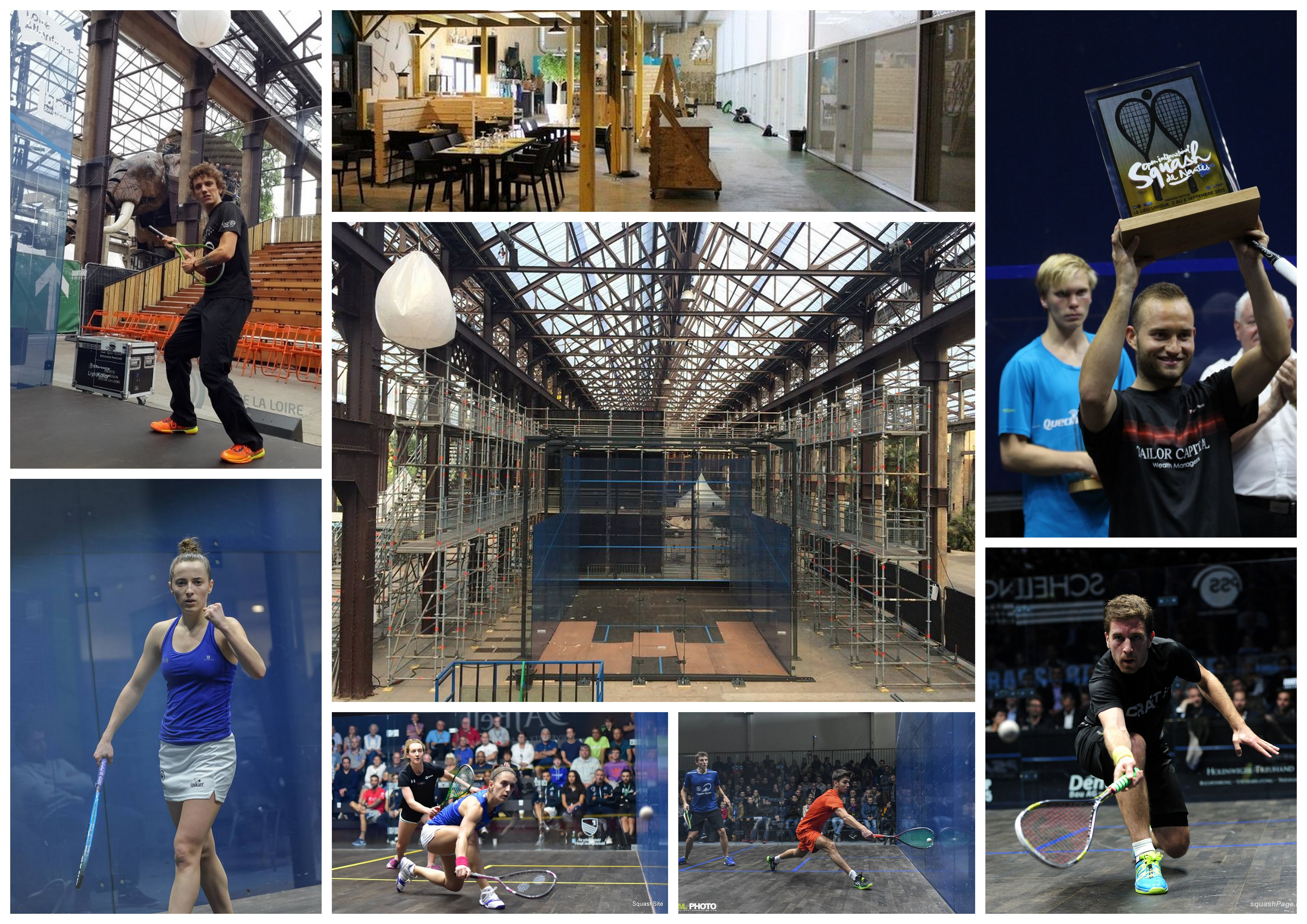 OPEN INTERNATIONAL DE NANTES : SUIVEZ LE PREMIER TOUR EN DIRECT !
