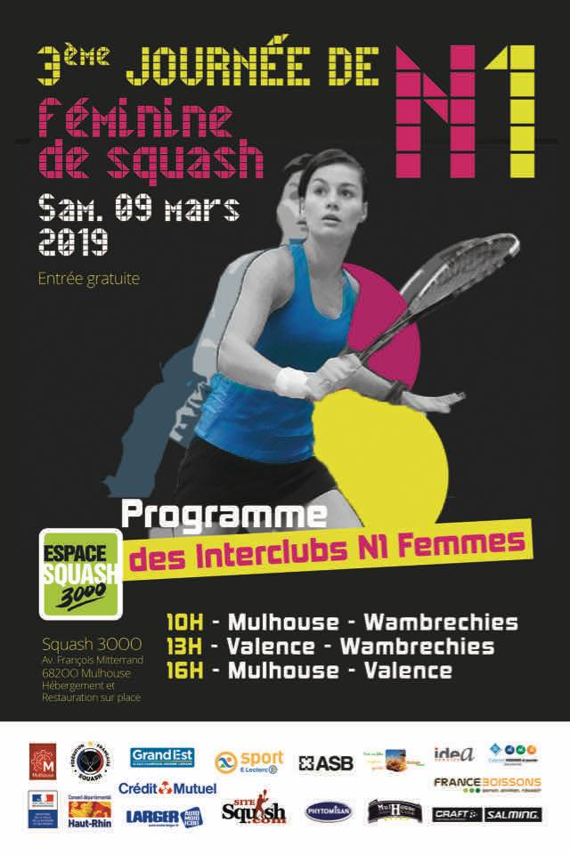 Présentation J3 Interclubs 2018-2019 photo 2
