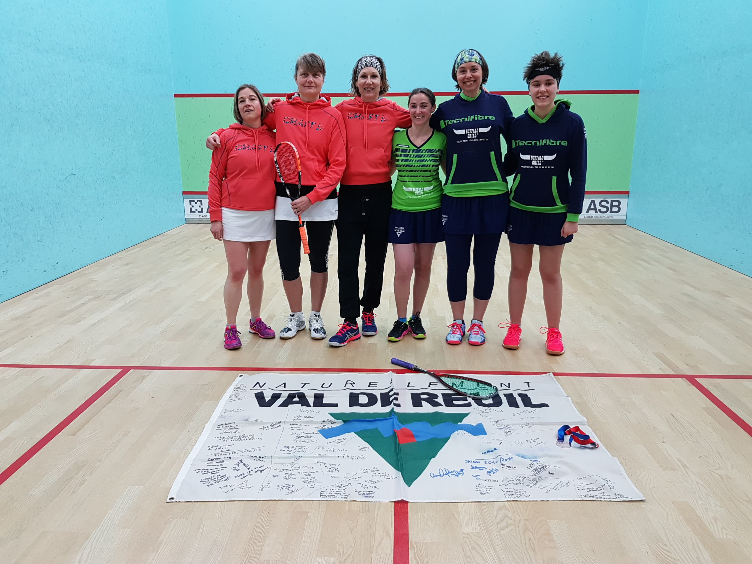 Interclubs 2018-2019 Compte-rendu J4 Photo 4