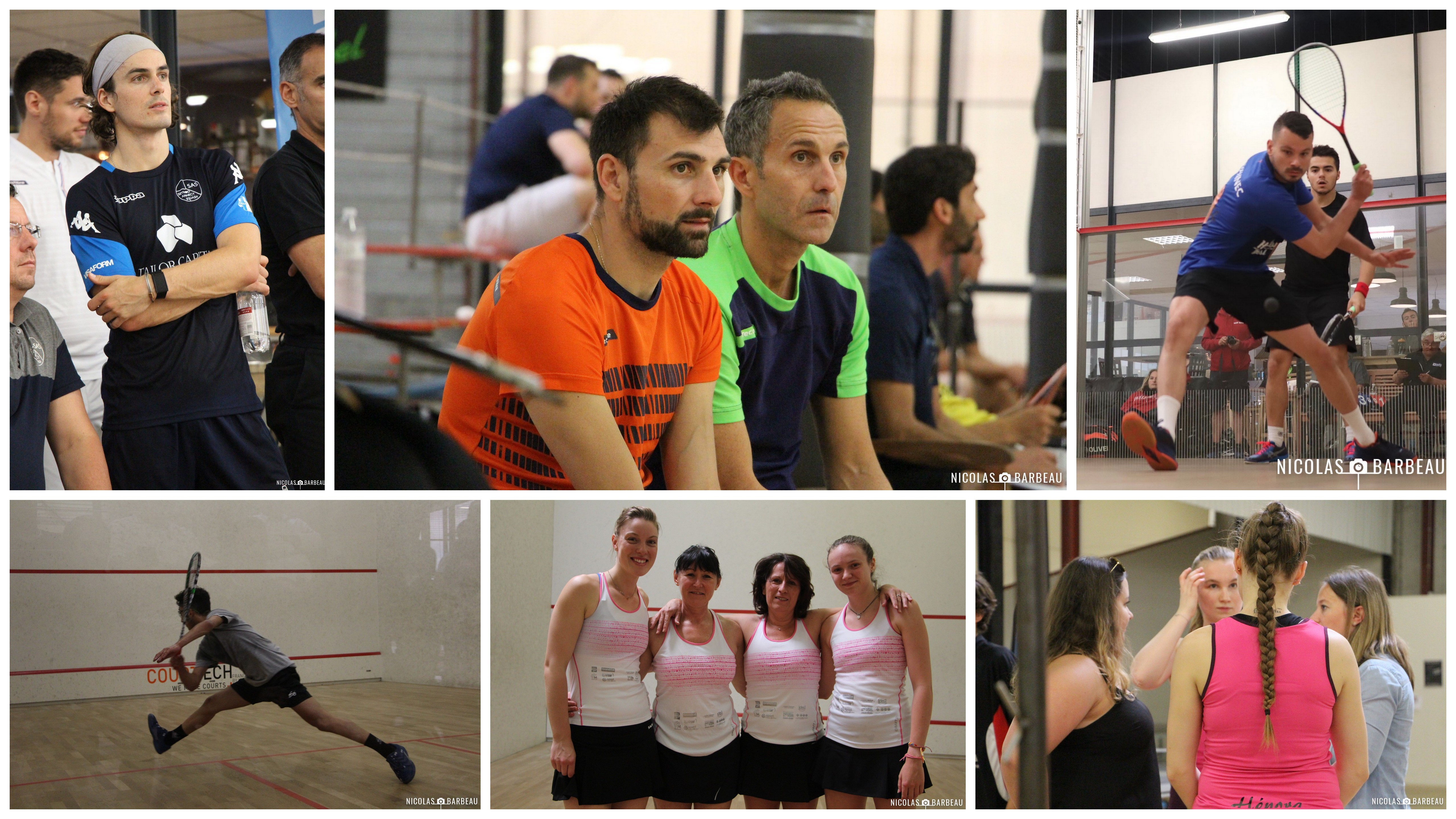 PLAYOFFS INTERCLUBS : LES FINALES DE N2/N3 EN DIRECT (11h40)