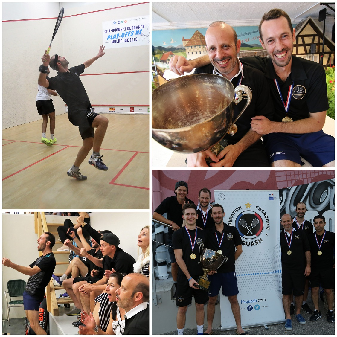 CR Play-offs N1 2018 Photo 2