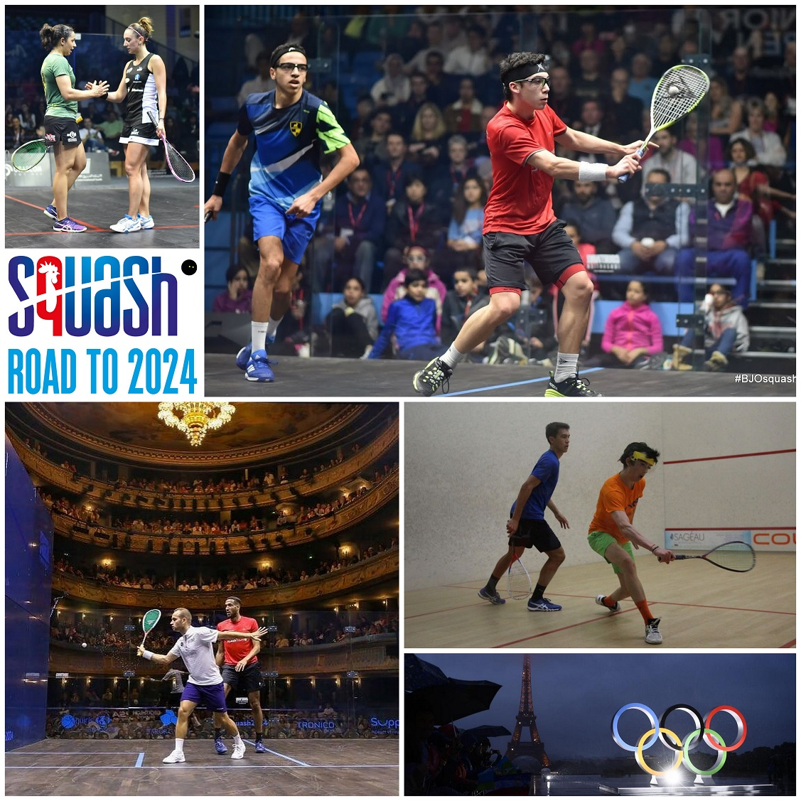 ROAD TO 2024: WHEN FRENCH SQUASH DREAM OF THE OLYMPICS ...