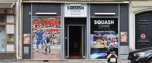 Club de la semaine 24_07_2020 Squash Center Vincennes